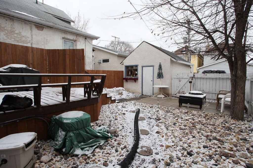 Photo 37: Photos: 532 Telfer Street South in Winnipeg: Wolseley Single Family Detached for sale (West Winnipeg)  : MLS®# 1307814