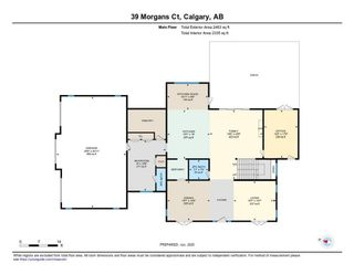 Photo 47: 39 MORGANS Court in Rural Rocky View County: Rural Rocky View MD Detached for sale : MLS®# A1071664