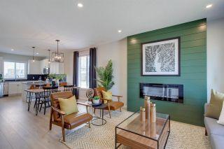 Photo 1: 590 GLENRIDDING RAVINE Drive in Edmonton: Zone 56 House for sale : MLS®# E4244822