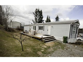 """Photo 1: 33 997 20 Highway in Williams Lake: Williams Lake - Rural West Manufactured Home for sale in """"CHILTCOTIN ESTATES"""" (Williams Lake (Zone 27))  : MLS®# N234387"""