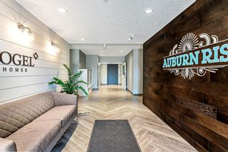Photo 2: 311 100 Auburn Meadows Common SE in Calgary: Auburn Bay Apartment for sale : MLS®# A1093683
