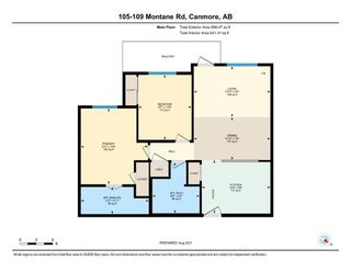 Photo 19: 105 109 Montane Road: Canmore Apartment for sale : MLS®# A1142485