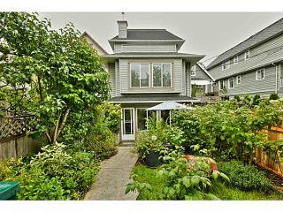 Photo 5: 1538 E 2ND AV in Vancouver: Grandview VE 1/2 Duplex for sale (Vancouver East)  : MLS®# V1009293