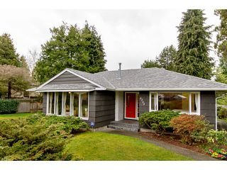 Photo 1: 6250 BUCHANAN ST in Burnaby: Parkcrest House for sale (Burnaby North)  : MLS®# V1065690