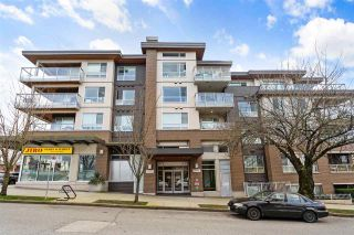"""Photo 1: 513 2888 E 2ND Avenue in Vancouver: Renfrew VE Condo for sale in """"SESAME"""" (Vancouver East)  : MLS®# R2558241"""
