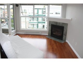 """Photo 2: 406 2025 STEPHENS Street in Vancouver: Kitsilano Condo for sale in """"STEPHENS COURT"""" (Vancouver West)  : MLS®# V831342"""