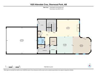 Photo 41: 1025 ALLENDALE Crescent: Sherwood Park House for sale : MLS®# E4262440