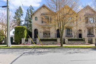 """Photo 2: 101 2580 LANGDON Street in Abbotsford: Abbotsford West Townhouse for sale in """"The Brownstones"""" : MLS®# R2563878"""