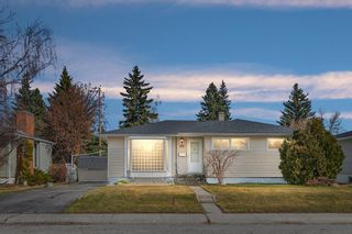 Main Photo: 120 Winchester Crescent SW in Calgary: Westgate Detached for sale : MLS®# A1093686
