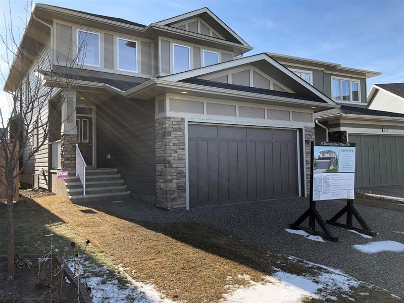 FEATURED LISTING: 27 SILVERADO CREST Place Southwest Calgary