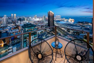 Photo 28: DOWNTOWN Condo for sale : 3 bedrooms : 550 Front St #2801 in San Diego