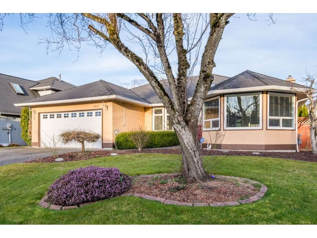 """Main Photo: 4862 208A Street in Langley: Langley City House for sale in """"Newlands"""" : MLS®# R2547457"""