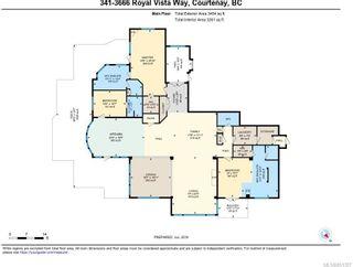 Photo 3: 341 3666 Royal Vista Way in : CV Crown Isle Condo for sale (Comox Valley)  : MLS®# 851327