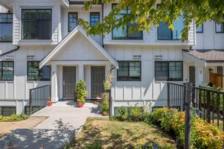 """Photo 28: 7 5152 CANADA Way in Burnaby: Burnaby Lake Townhouse for sale in """"SAVILE ROW"""" (Burnaby South)  : MLS®# R2599311"""