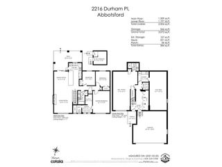 """Photo 40: 2216 DURHAM Place in Abbotsford: Abbotsford East House for sale in """"Everett Area"""" : MLS®# R2584867"""