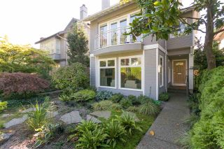 """Photo 1: 2092 WHYTE Avenue in Vancouver: Kitsilano 1/2 Duplex for sale in """"KITS POINT"""" (Vancouver West)  : MLS®# R2209008"""