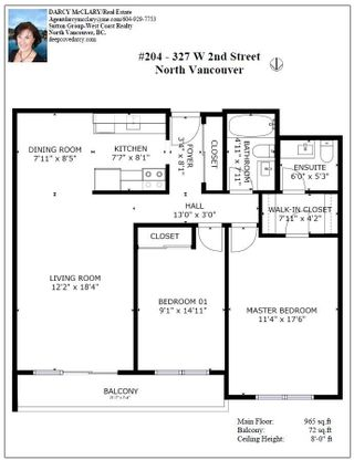 """Photo 30: 204 327 W 2ND Street in North Vancouver: Lower Lonsdale Condo for sale in """"Somerset Manor"""" : MLS®# R2589044"""