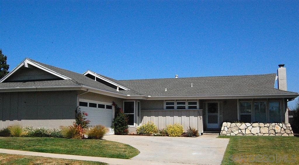 Main Photo: LA MESA House for sale : 4 bedrooms : 6305 Cresthaven Dr