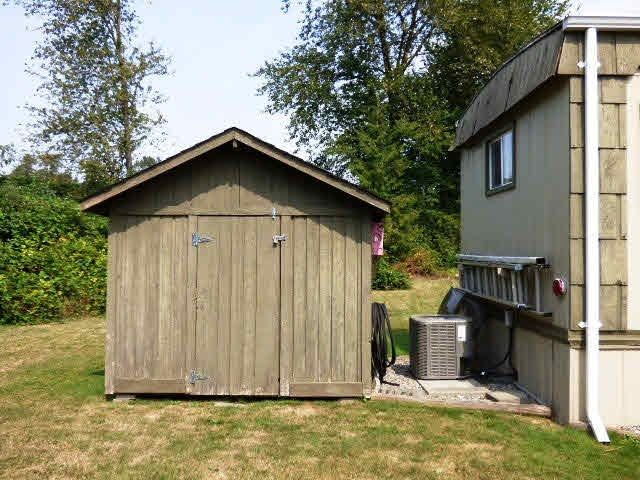 """Photo 10: Photos: 25 45111 WOLFE Road in Chilliwack: Chilliwack W Young-Well Manufactured Home for sale in """"FRASER VILLAGE"""" : MLS®# R2126124"""