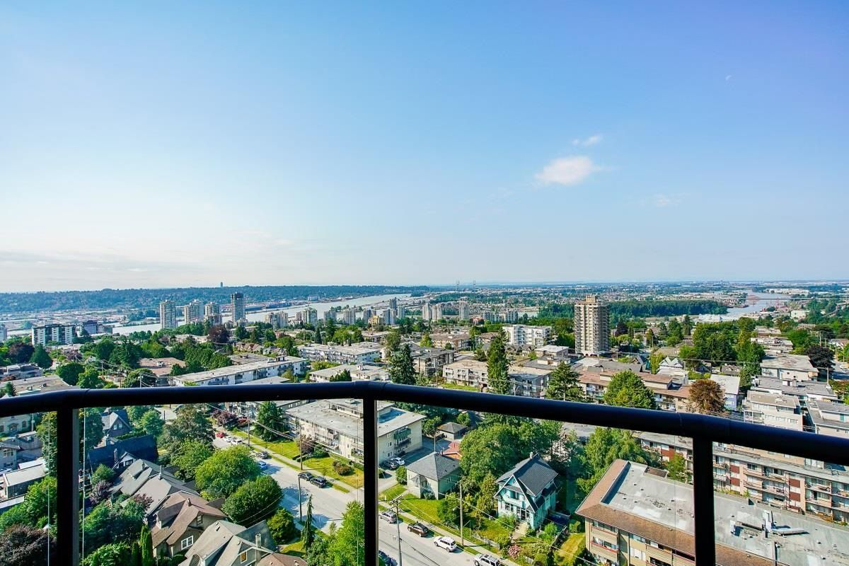 """Main Photo: Map location: 1803 612 FIFTH Avenue in New Westminster: Uptown NW Condo for sale in """"The Fifth Avenue"""" : MLS®# R2603804"""
