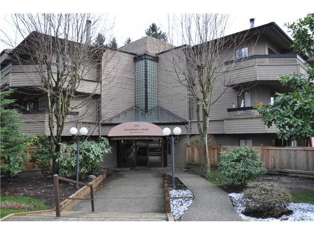 """Main Photo: 305 1195 PIPELINE Road in Coquitlam: New Horizons Condo for sale in """"DEERWOOD COURT"""" : MLS®# V871489"""