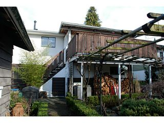 Photo 15: 1556 WESTMINSTER AV in Port Coquitlam: Glenwood PQ House for sale : MLS®# V1047874