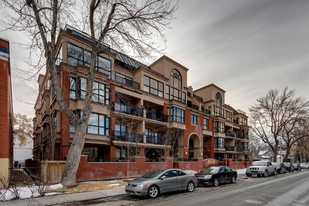 Photo 34: Photos: 105 1730 5A Street SW in Calgary: Cliff Bungalow Apartment for sale : MLS®# A1075033