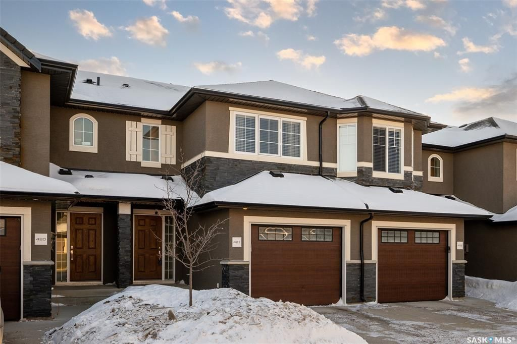 Main Photo: 421 1303 Paton Crescent in Saskatoon: Willowgrove Residential for sale : MLS®# SK841216