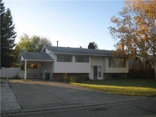 """Photo 1: 7763 QUEENS Crescent in Prince George: Lower College House for sale in """"LOWER COLLEGE HEIGHTS"""" (PG City South (Zone 74))  : MLS®# N214179"""