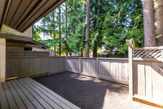 Photo 10: 25 1174 INLET Street in Coquitlam: New Horizons Townhouse for sale : MLS®# R2189009