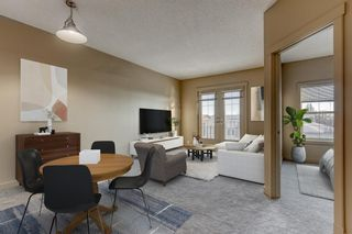 Main Photo: 3503 5605 Henwood Street SW in Calgary: Garrison Green Apartment for sale : MLS®# A1070767