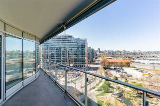 """Photo 34: 807 181 W 1ST Avenue in Vancouver: False Creek Condo for sale in """"BROOK AT THE VILLAGE"""" (Vancouver West)  : MLS®# R2567643"""