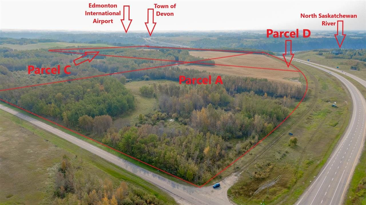 Main Photo: 0 26225 TWP Rd 511: Rural Parkland County Rural Land/Vacant Lot for sale : MLS®# E4216203