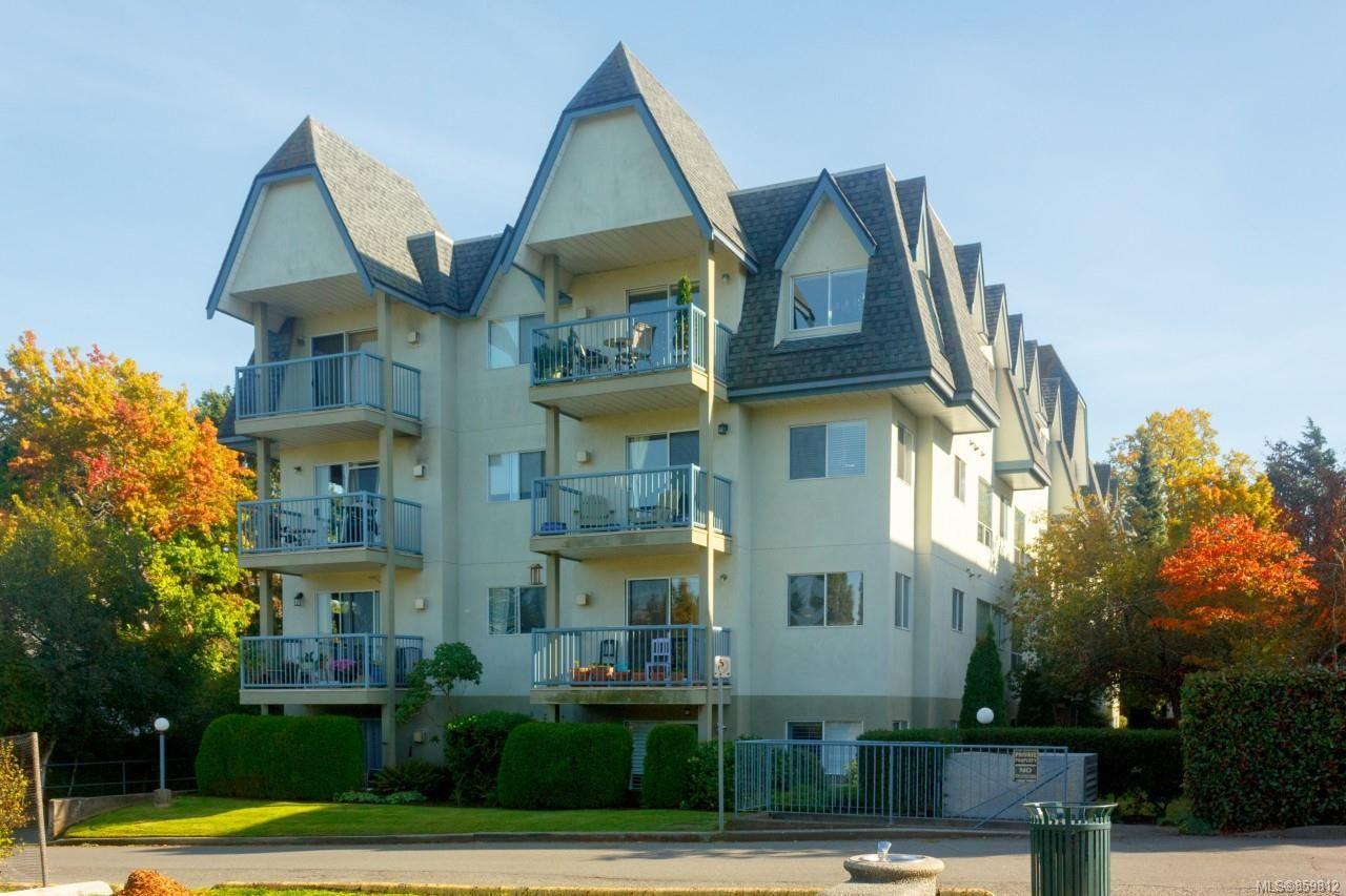 Main Photo: 302 1714 Fort St in : Vi Jubilee Condo for sale (Victoria)  : MLS®# 859812
