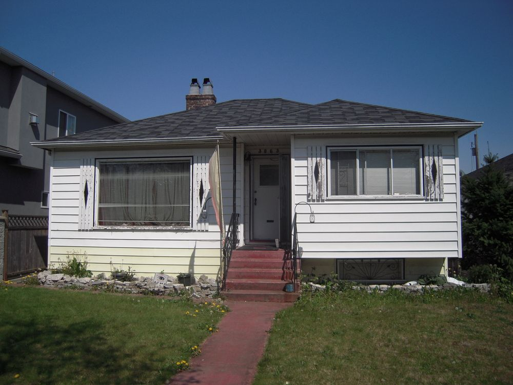 Main Photo: 3063 2ND Ave in Vancouver East: Renfrew VE Home for sale ()  : MLS®# V764734
