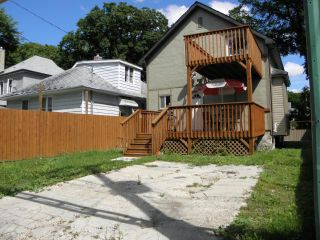 Photo 16: 382 Boyd Avenue in WINNIPEG: North End Residential for sale (North West Winnipeg)  : MLS®# 1311766