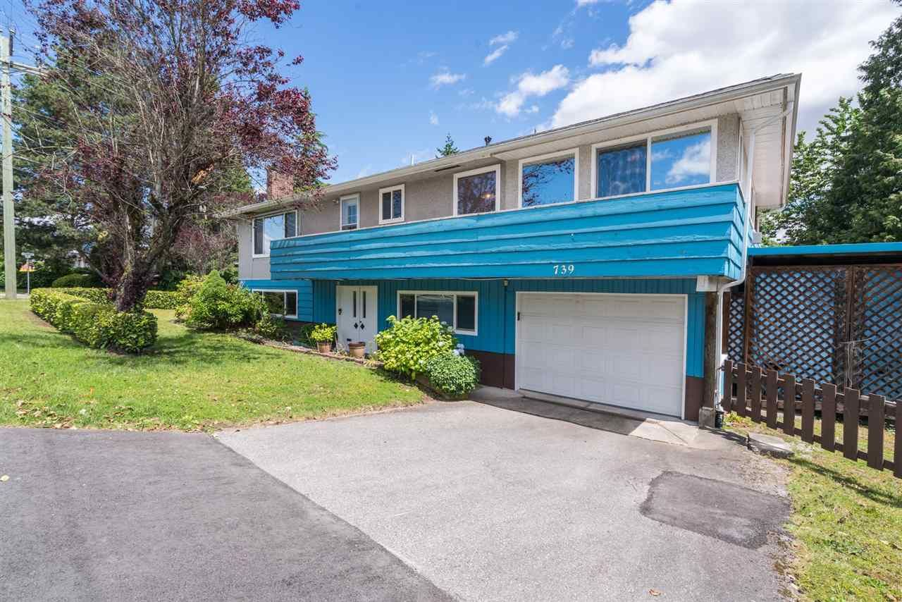 Main Photo: 739 LINTON Street in Coquitlam: Central Coquitlam House for sale : MLS®# R2206410