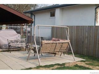 Photo 15: 842 Parkhill Street in Winnipeg: Residential for sale : MLS®# 1611596