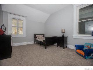 Photo 16: 757 Ashburn Street in WINNIPEG: West End / Wolseley Residential for sale (West Winnipeg)  : MLS®# 1527184
