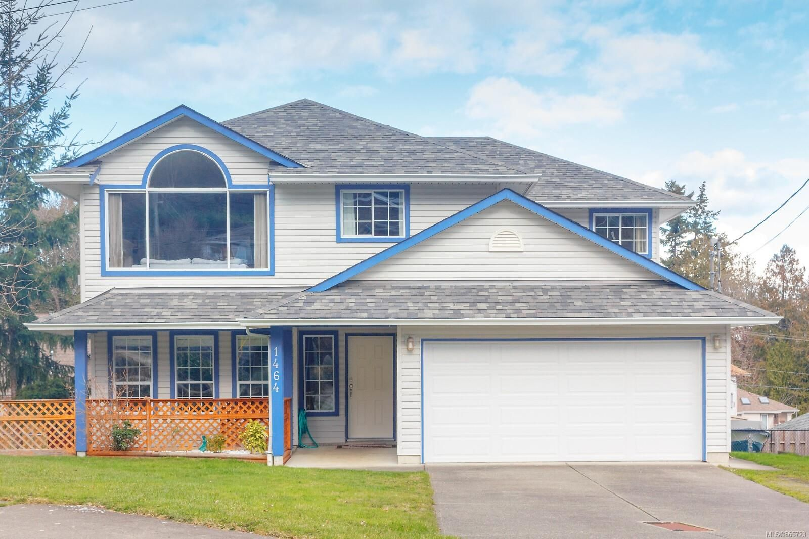 Main Photo: 1464 Patricia Pl in : Du Crofton House for sale (Duncan)  : MLS®# 865723