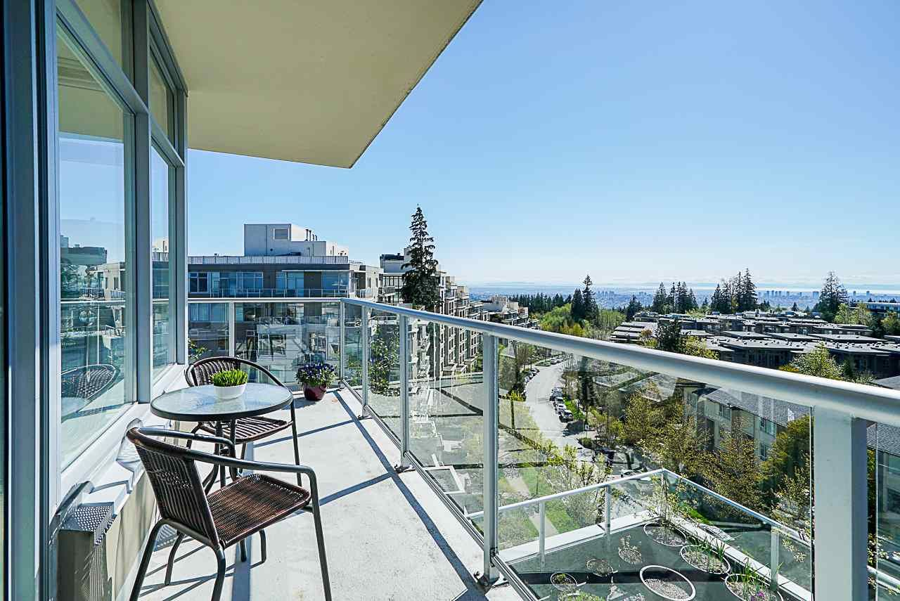 Main Photo: 803 9288 UNIVERSITY CRESCENT in Burnaby: Simon Fraser Univer. Condo for sale (Burnaby North)  : MLS®# R2360340