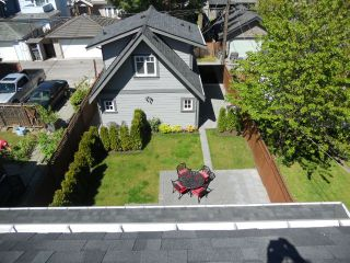 Photo 19: 3309 W 12TH AV in Vancouver: Kitsilano House for sale (Vancouver West)  : MLS®# V1009106