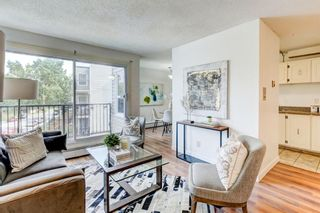Photo 7: 211 3615A 49 Street NW in Calgary: Varsity Apartment for sale : MLS®# A1131604