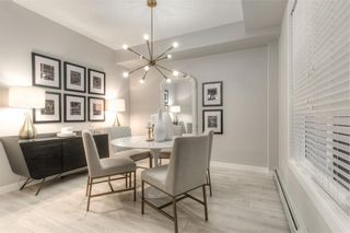 Photo 3: 417 383 Smith Street NW in Calgary: University District Apartment for sale : MLS®# A1145534