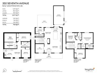 Photo 40: 202 SEVENTH Avenue in New Westminster: GlenBrooke North House for sale : MLS®# R2586568