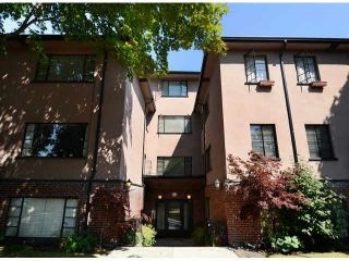 "Photo 1: 107 2105 W 47TH Avenue in Vancouver: Kerrisdale Condo for sale in ""Kerrisdale Apartments"" (Vancouver West)  : MLS®# V1081794"