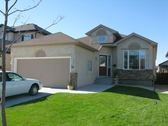 Main Photo: 48 BESSBORO Street North in WINNIPEG: Fort Garry / Whyte Ridge / St Norbert Residential for sale (South Winnipeg)  : MLS®# 1110085