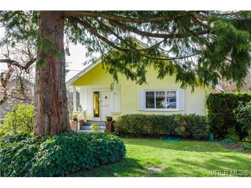 Main Photo: 881 Daffodil Ave in VICTORIA: SW Marigold House for sale (Saanich West)  : MLS®# 695145