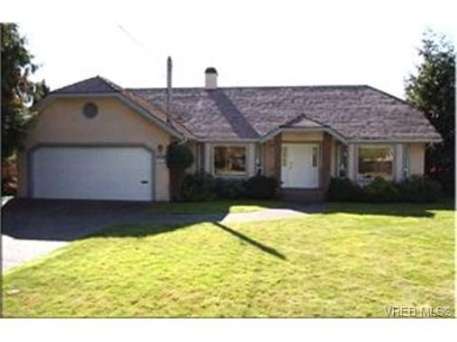 Main Photo:  in VICTORIA: SE Sunnymead House for sale (Saanich East)  : MLS®# 413235