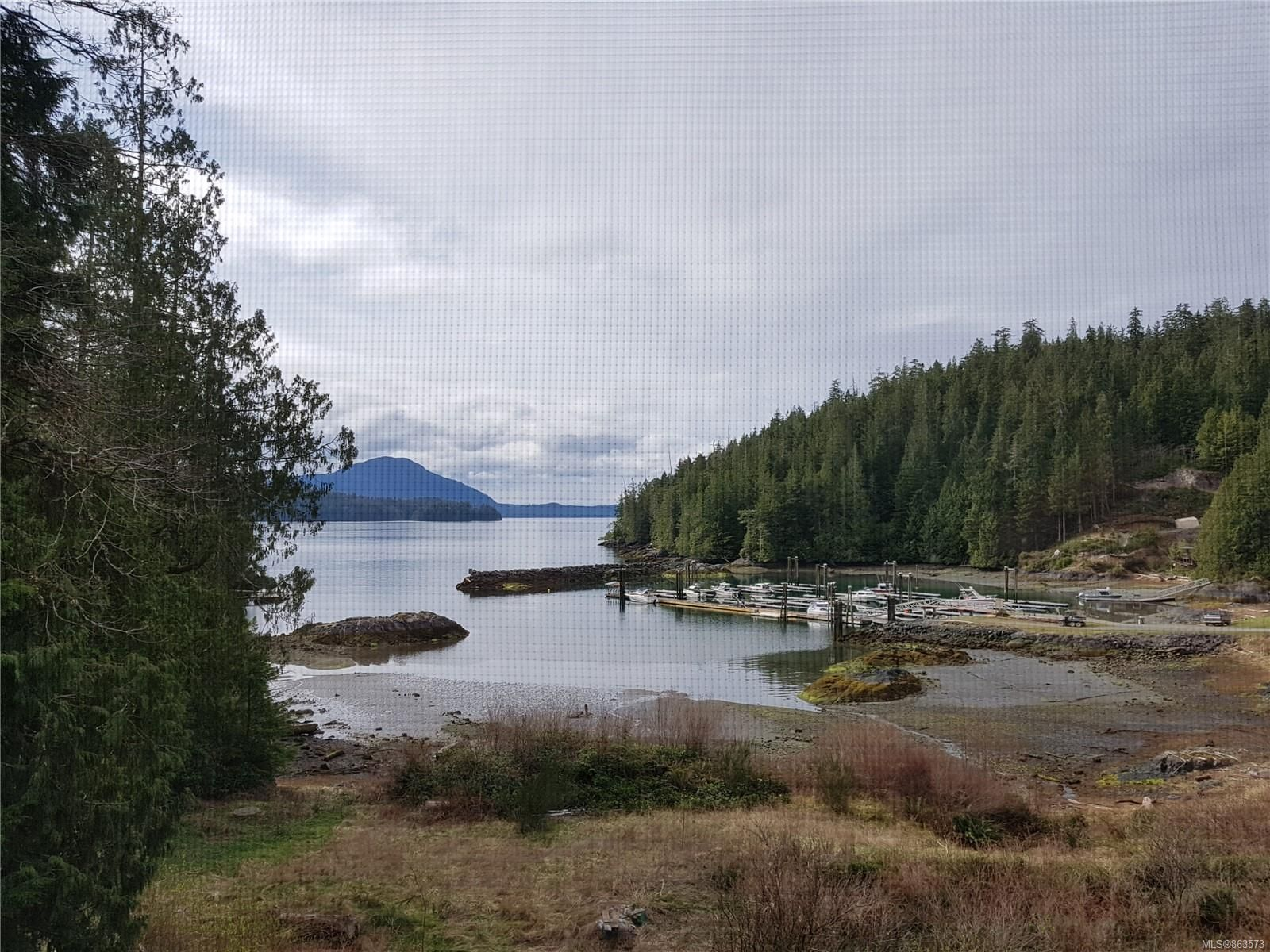 Main Photo: 33 Haggard Cove in : PA Alberni Inlet Land for sale (Port Alberni)  : MLS®# 863573